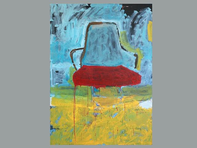 stolen chair