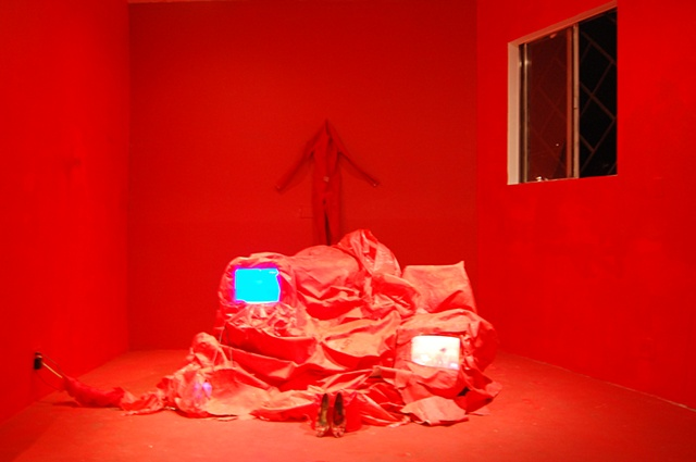 Red Room Installation
