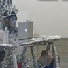 Live Video Chat from Sabina Lee Gallery to Human Resources Gallery, Los Angeles  Video Document