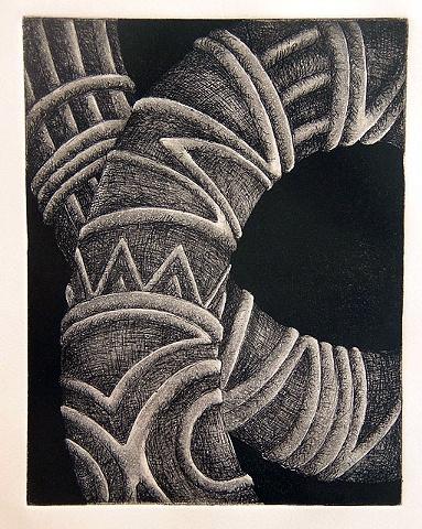 printmaking intaglio etching