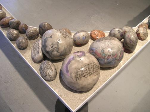 Hope Stones 2008 detail