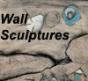 Wall sculptures and Hanging Sculptures