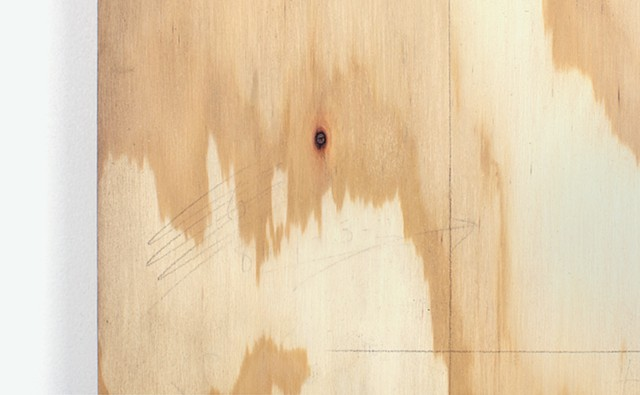 Plywood (hole) detail