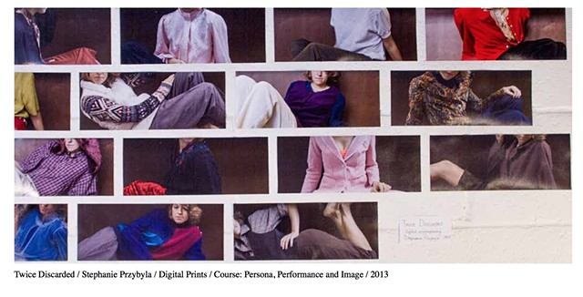 Course: Persona, Performance and Image