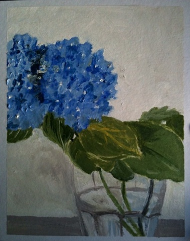 More Summer Hydrangeas