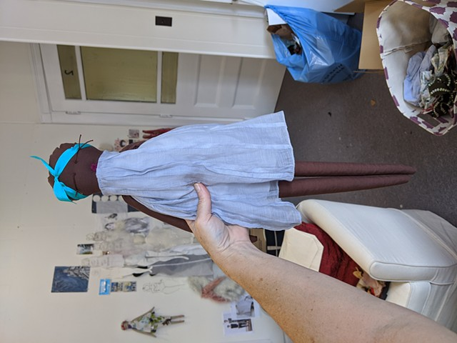 Doll #11 of 111 for the Misota Primary in the Kyotera District, Uganda SOLD