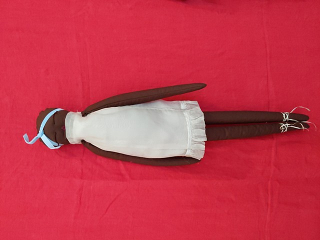Doll #12 of 111 for the Misota Primary School in the Kyotera District of Uganda SOLD