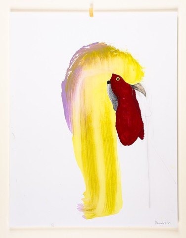 Untitled (some type of Rooster)