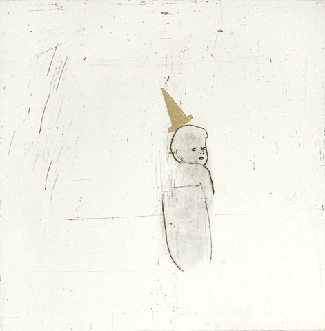 untitled 13-golden dunce