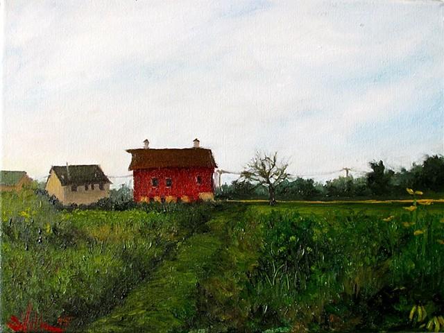 The Barn at Tallgrass