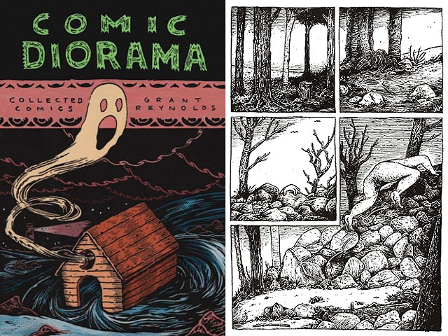 Comic Diorama: Collected Comics