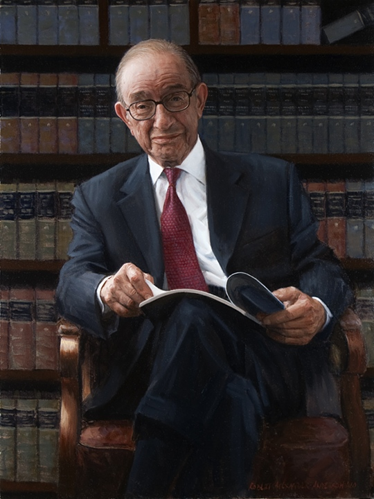 greenspan and the federal reserve methods and resources And so the federal reserve system was organized in 1913 it consisted of twelve regional federal reserve banks nominally owned by private bankers, but more disastrous, however, was the federal reserve's attempt to assist great britain who had been losing gold to us because the bank of.