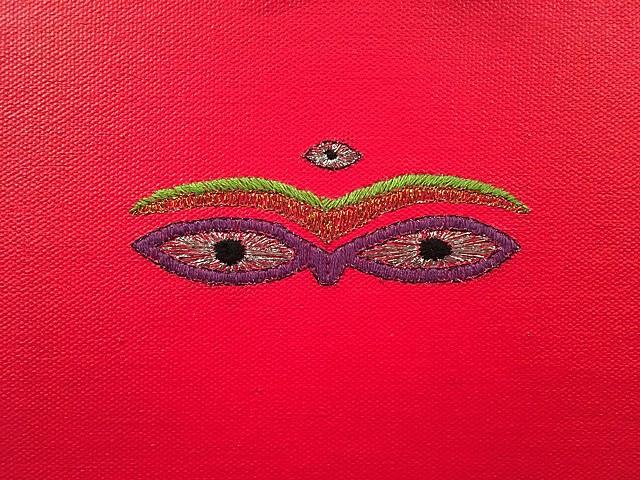 Sacred Eyes