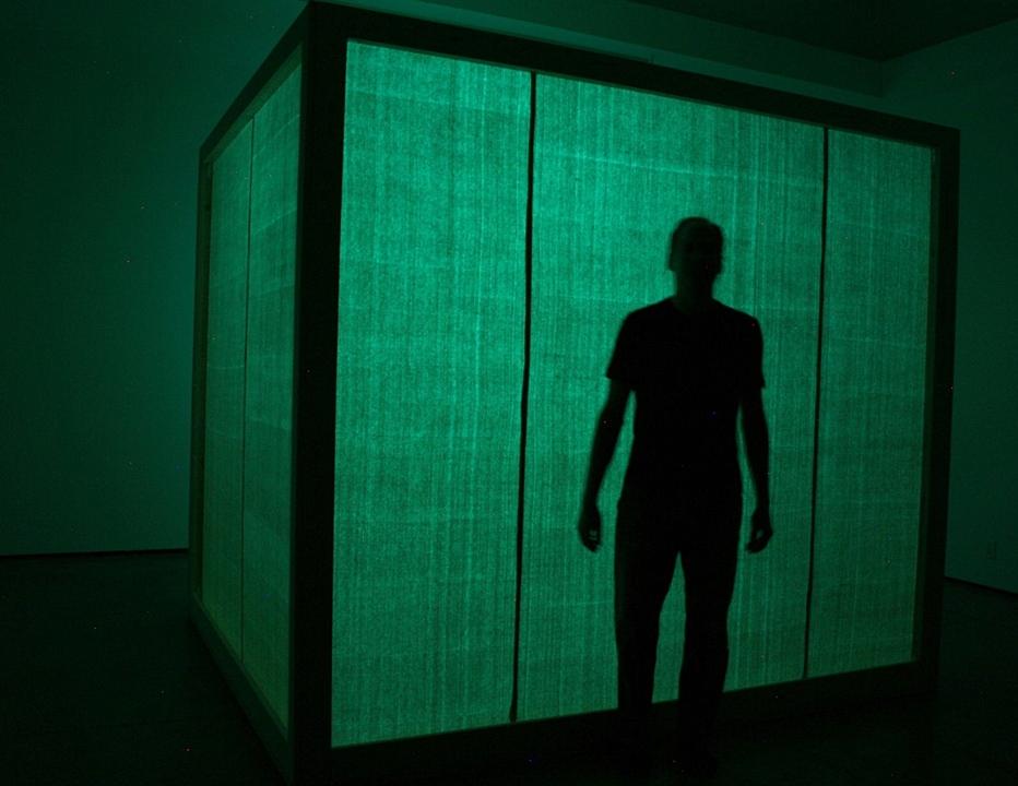 room (installation view)