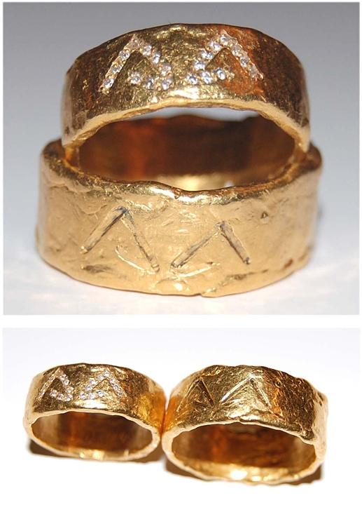 Holy Harlot Alphadelta Bandswedding Jewelry