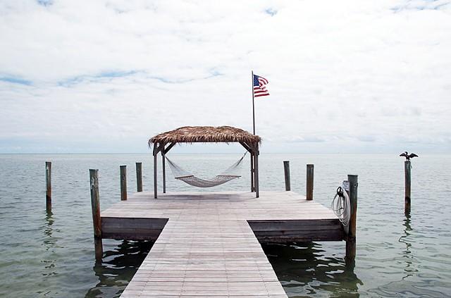 Rayburn Inn dock