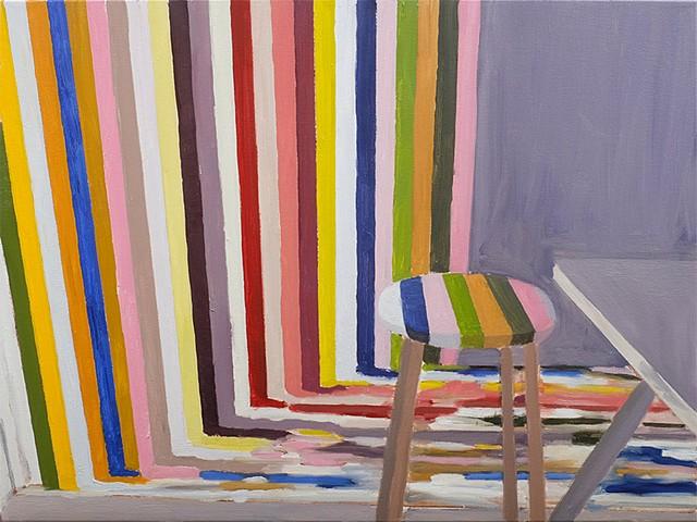 Studio Conversations: Leah Rosenberg's Studio