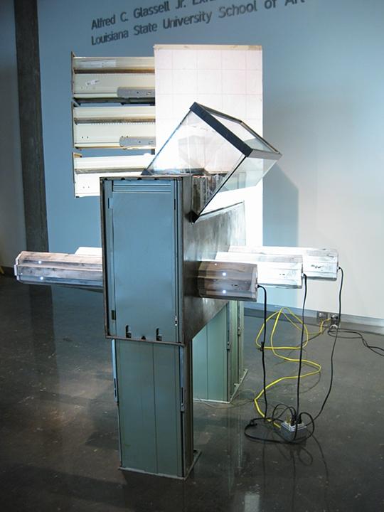 CODY ARNALL - Title/Materials: Filing Cabinets, Fish Tank ...