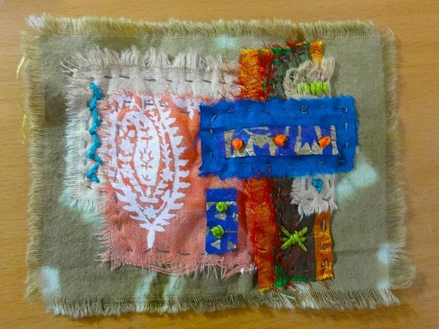 Stitch Meditation 17