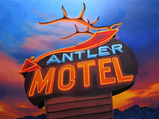 """""""Antler Motel"""""""