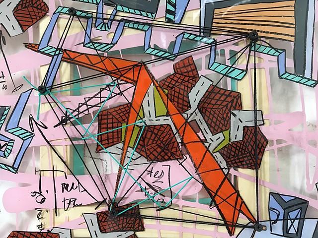 Gridlock detail