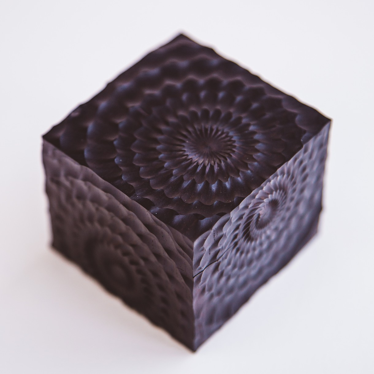 the turtle gallery engine turned african blackwood box