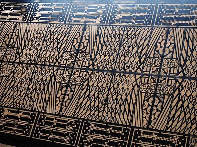 Dirt Carpet # 6- detail