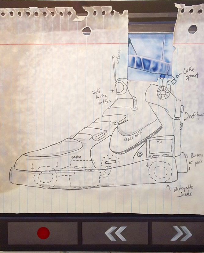 Alex Sewell - The New Nike Air Awesomes