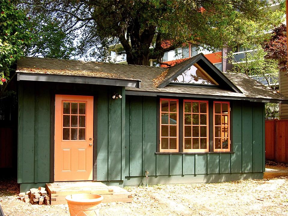 Rustic Garden Studios Backyard Art Studio And Storage Room