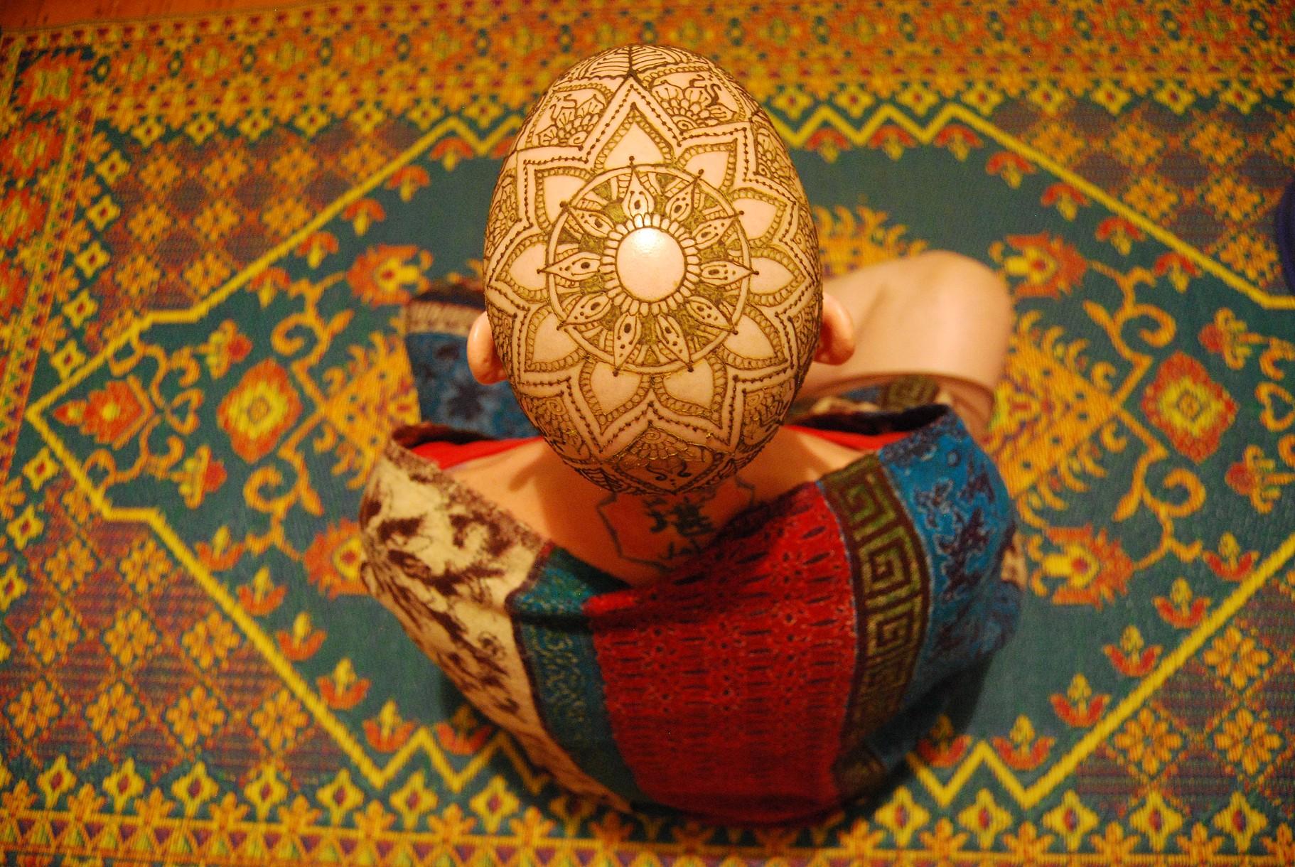 ADA SOLOMON - ARTIST (Henna, Portraiture, Decorative Objects