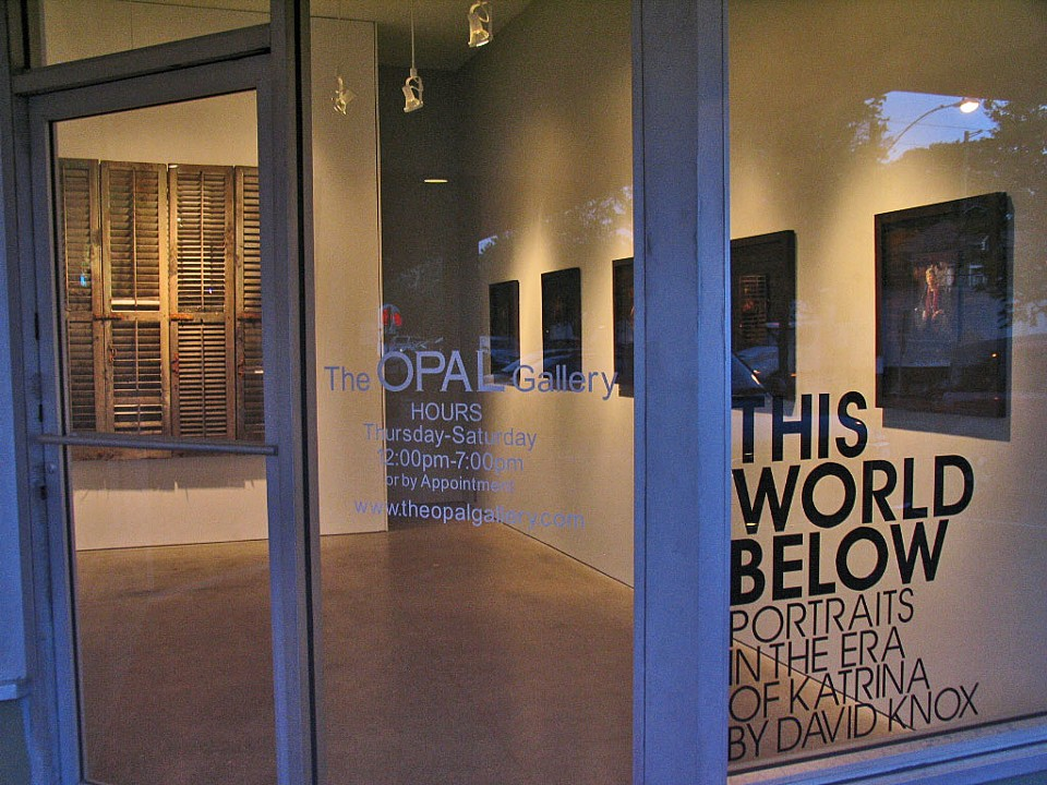 This World Below Opal Gallery Atlanta Ga